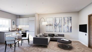 BRAND NEW CHOICE OF 3 ONE BEDROOM FURNISHED LUXURY APARTMENTS AVAILABLE 2021 IN KENILWORTH
